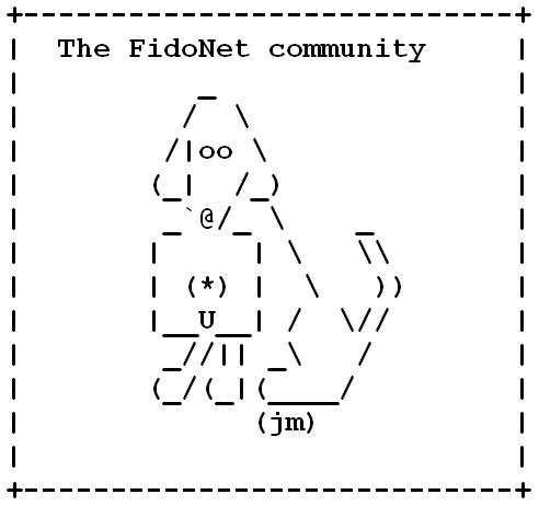Fidonet logo (Fidonet logo)