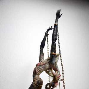 corona crown unique fine arts sculpture queer transgender transcendent lgbt gay pride modern art