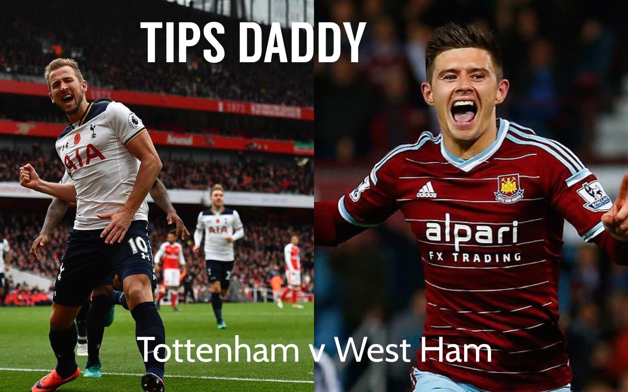 Tottenham vs West Ham Tips