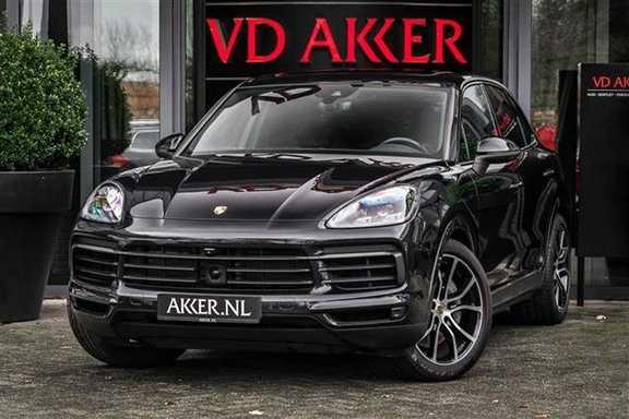 Porsche Cayenne S LUCHTVERING+TOPVIEW+PANO.DAK+21INCH