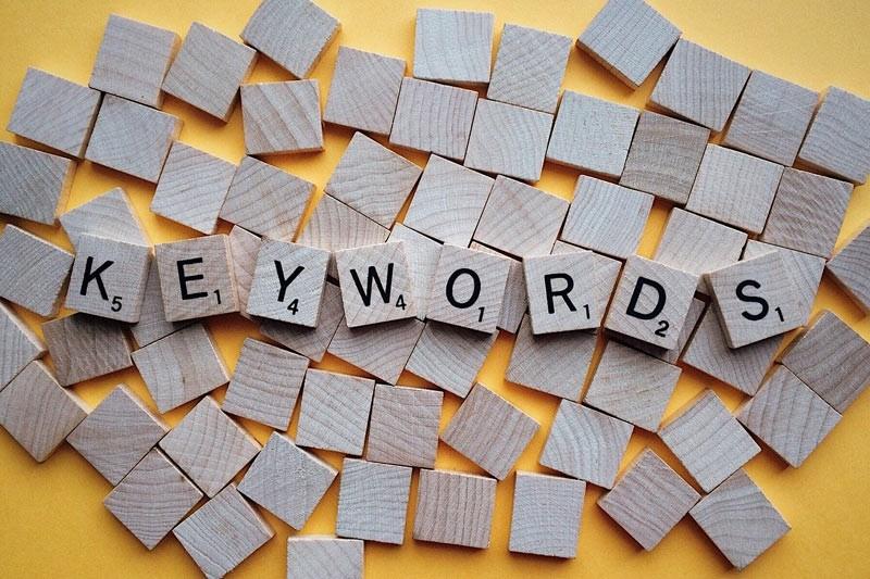 Mots clés rédaction web