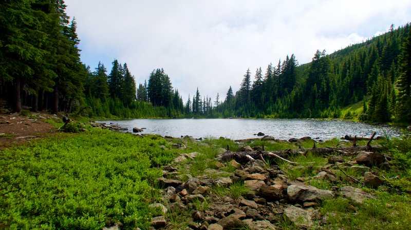 Rockpile Lake