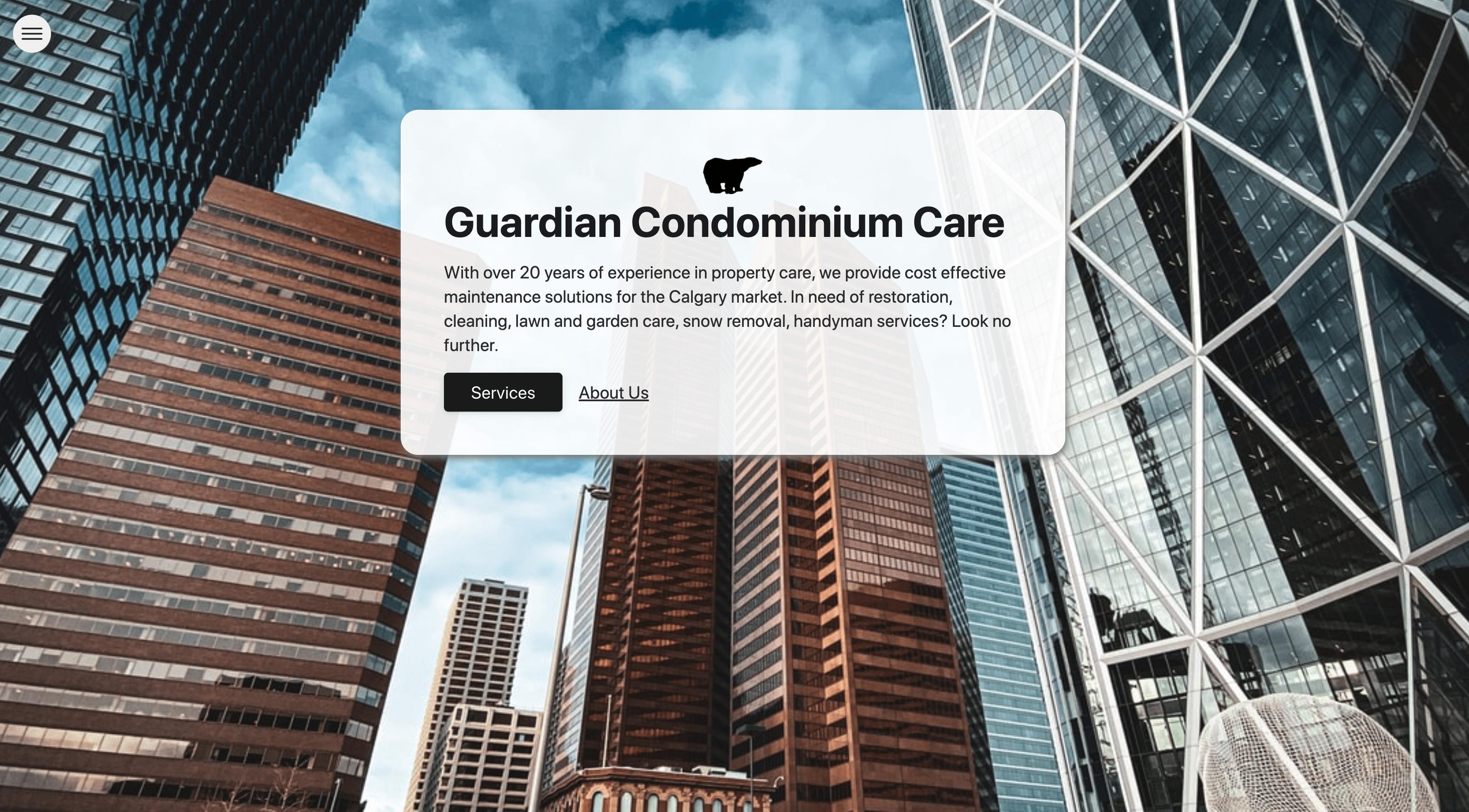 Guardian Condo Care