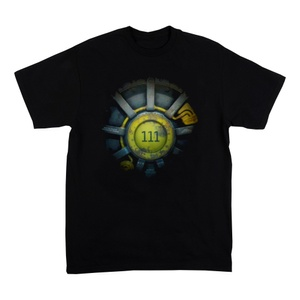 Fallout 111 Black T-Shirt