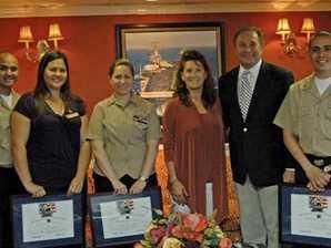 USS Ronald Reagan Scholarship