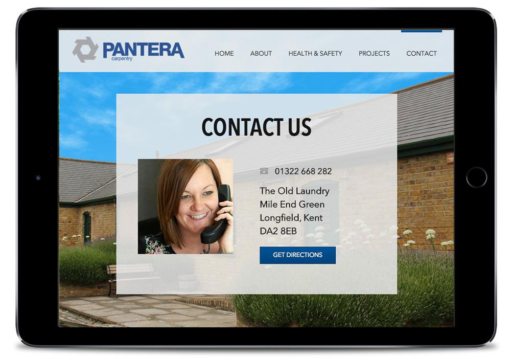 Pantera contact