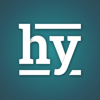 Hydejack's logo
