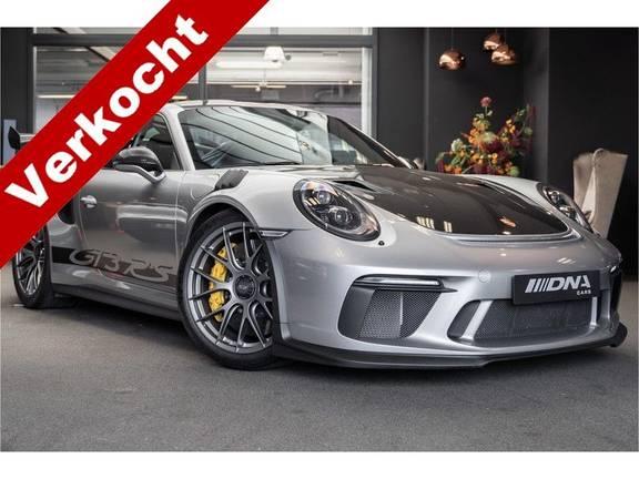 Porsche 911 991.2 GT3 RS Weissach Magnesium Wielen Clubsport BTW 4.0 GT3 RS Fase 2