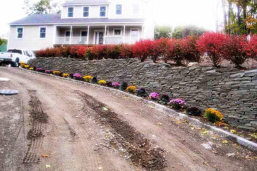 Landscaping Blakewood Construction 30