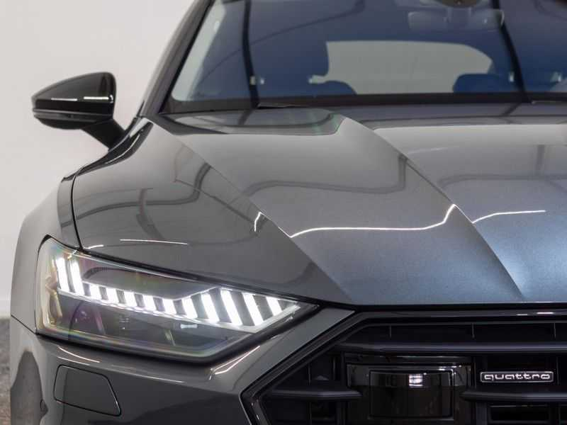 Audi A7 Sportback 55 TFSI e quattro Pro Line | 367PK | Plug in Hybrid | Adapt. Cruise | Pano.Dak | Keyless-entry | Head-Up | 360-Camera | Trekhaak | B&O Sound afbeelding 10