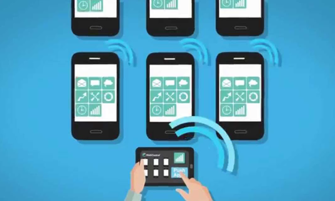 Manage Your Entire Mobile Workforce Remotely