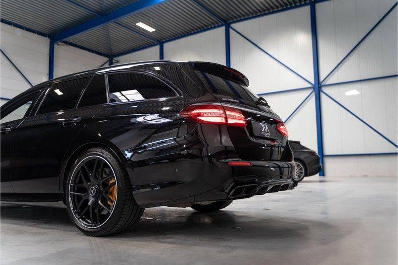 Mercedes-Benz E-Klasse 63 S AMG MB Gar-2jr BTW/Pano/Ceramic/Carbon/Memory/burmester afbeelding 19