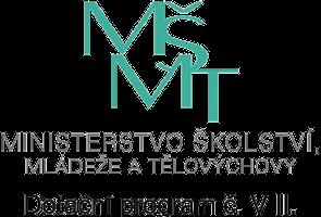 Ministerstvo školství, mládeže a tělovýchovy - dotační program č. VIII.