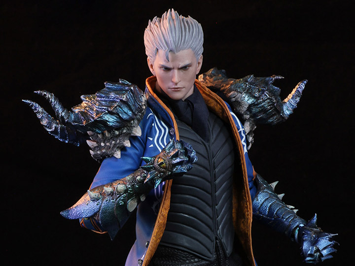 Asmus Toys Devil May Cry 3 Vergil (Luxury Edition) 1/6 Scale Figure