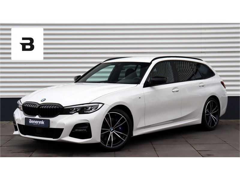 BMW 3 Serie Touring 330i Executive M Sport Adaptieve Cruise Control, HiFi System, DAB
