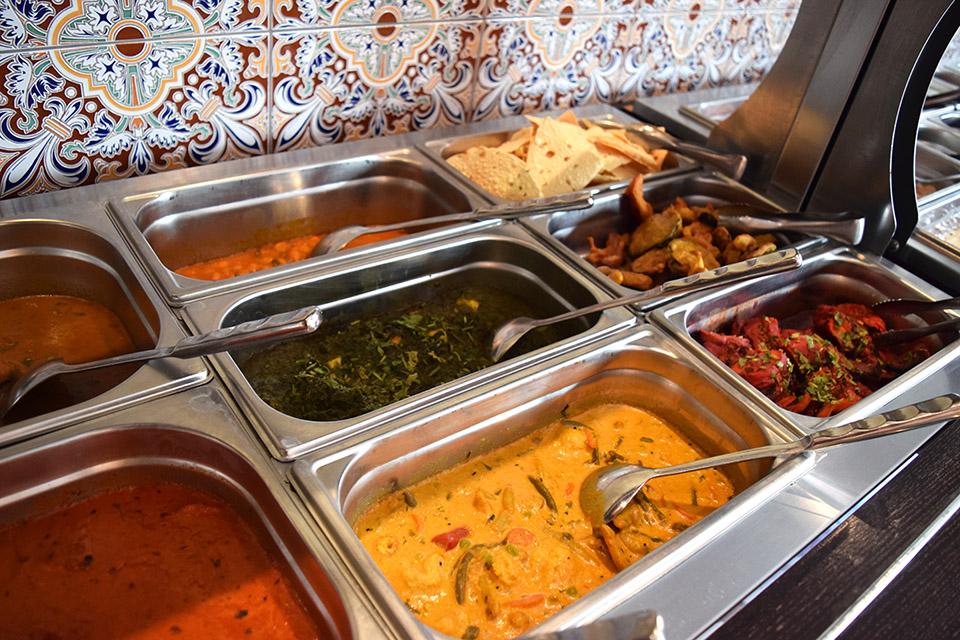 Buffet Restauratn Indien Luxembourg