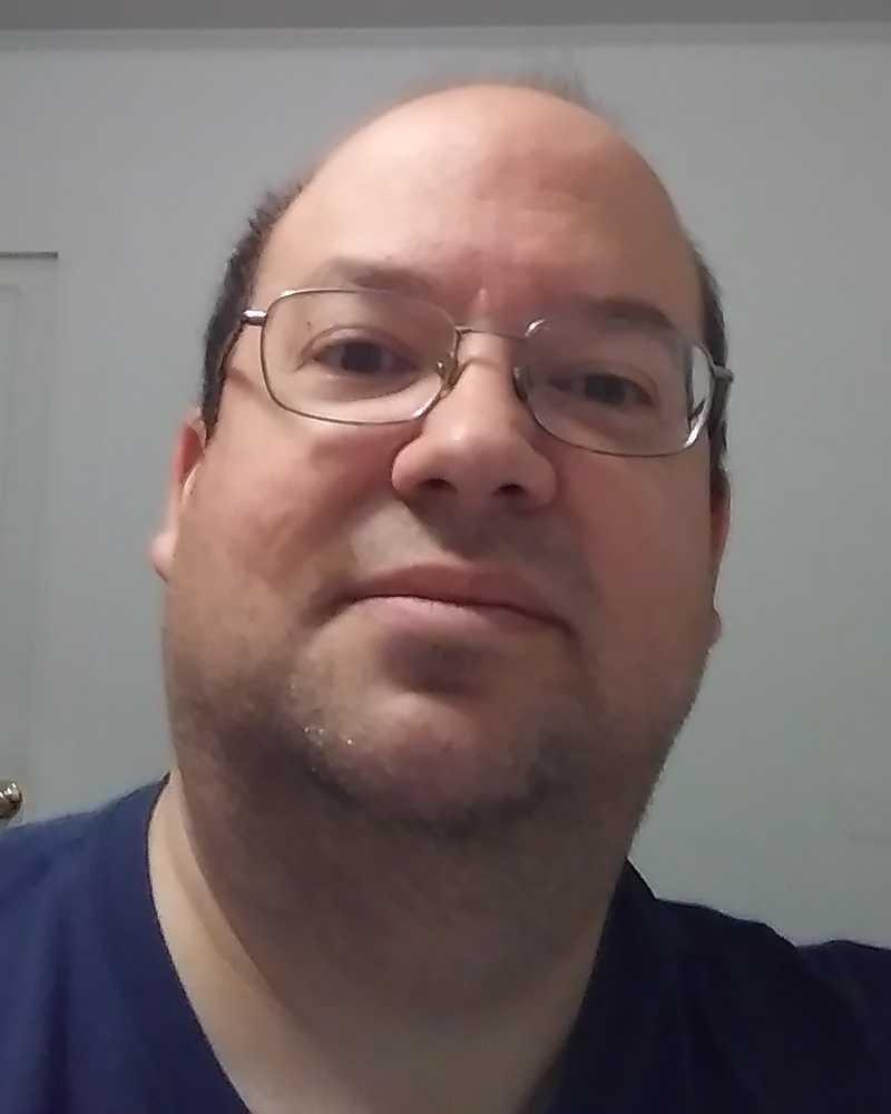 portrait of Ken Swinkin