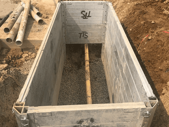 Standard build-a-box