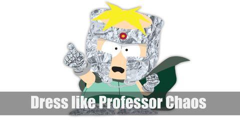 Dress Like Professor Chaos (South Park) Costume