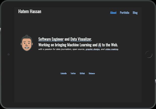 Hatem Hassan Portfolio