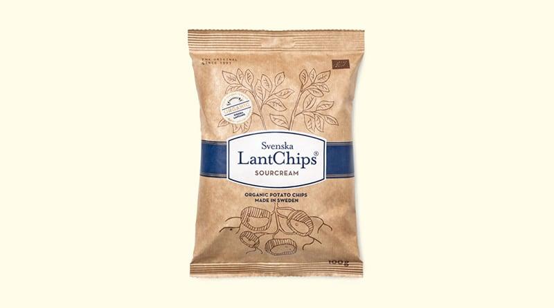 The chips brand I ended up choosing: LantChips