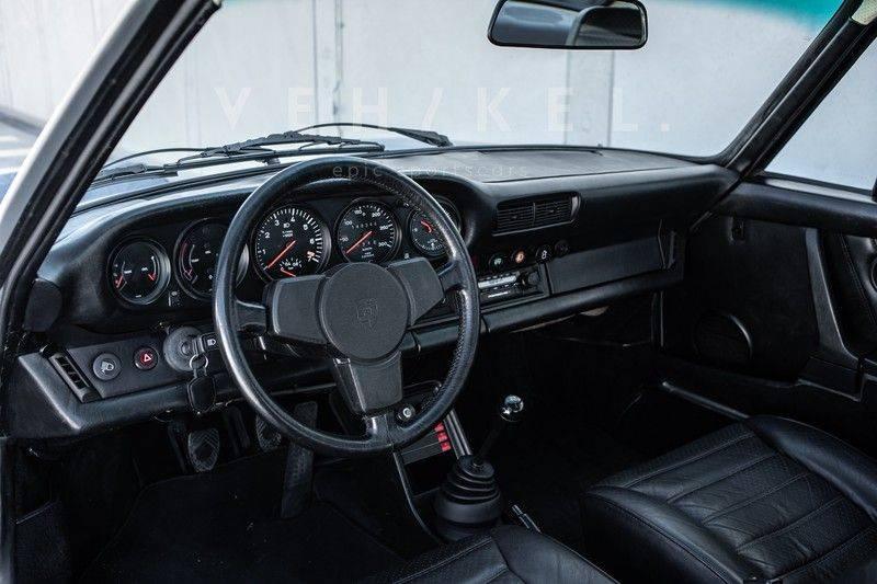 Porsche 911 930 3.3 Turbo Coupé // uitzonderlijk mooie staat afbeelding 19