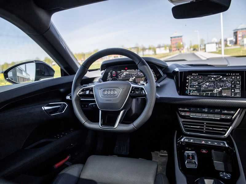 "Audi e-tron GT edition ZERO | Head-Up | B&O Sound | Carbon | S-Sportstoelen | Pano.Dak | Matrix LED | 21"" LM-velgen | afbeelding 23"