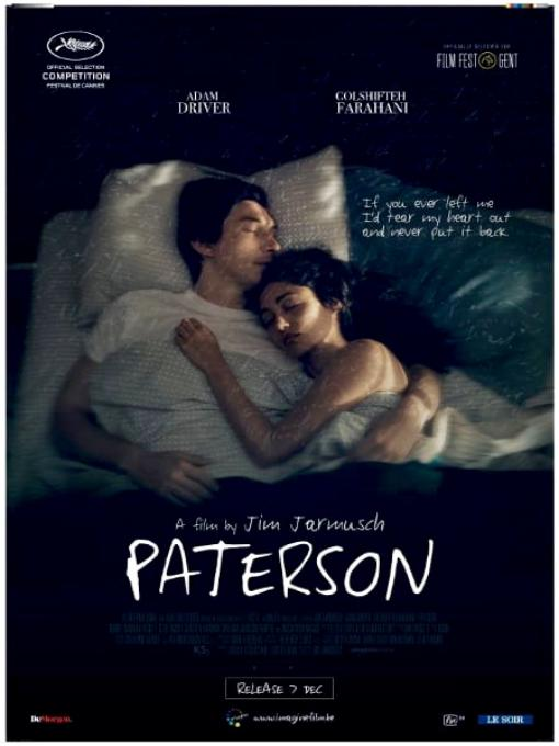 Paterson: a film by Jim Jarmusch