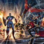 Os Vingadores na fase de Jonathan Hickman
