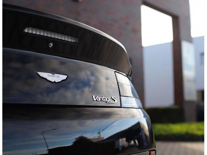Aston Martin Vantage S 4.7 V8 *436 pk*Carbon*B&O*Memory* afbeelding 19