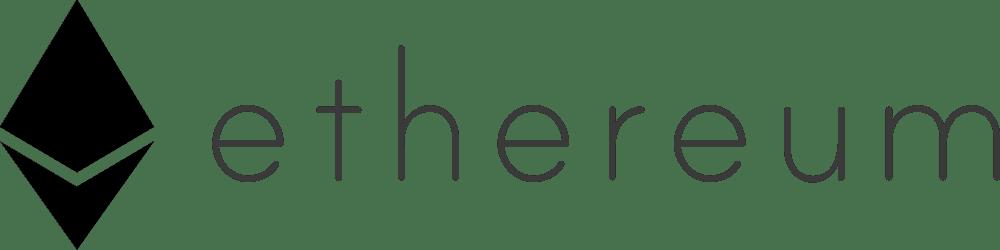 Logo ETH orizzontale (grigio)