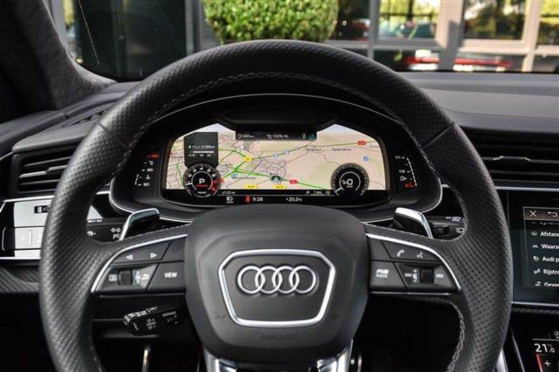 Audi RS Q8 DYNAMIC PLUS+ALCANTARA+360CAM+PANO.DAK NP.265K afbeelding 8