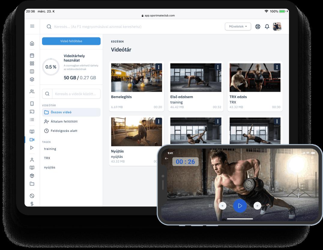 Videos platform