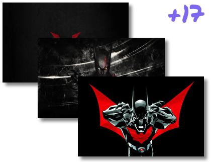 Batman Beyond theme pack