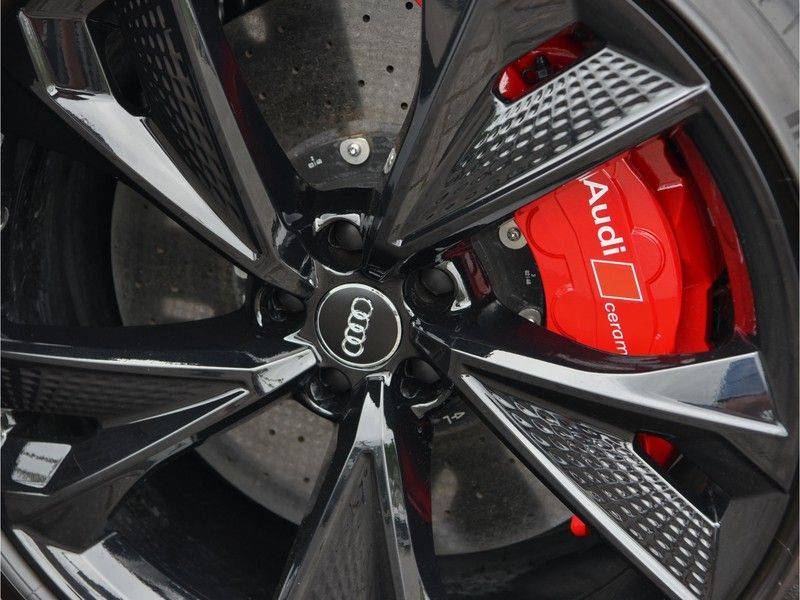 Audi RS6 4.0TFSI 600pk Quattro Keramiek Carbon B&O High-End Softcl Nachtz TV Laser Standk VOL!! afbeelding 14