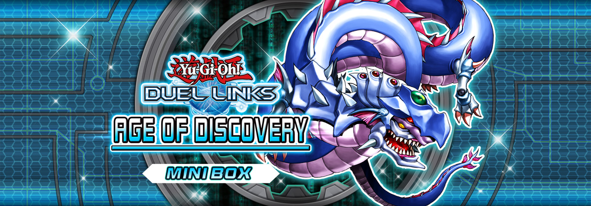 Box Review: Age of Discovery | YuGiOh! Duel Links Meta