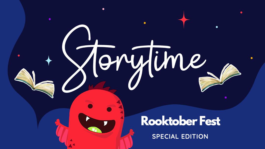 Rooktober storytime image
