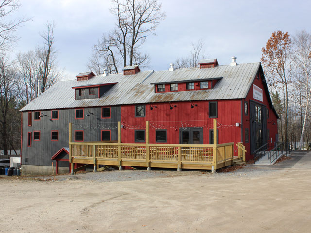 Meredith's Twin Barns Brewery