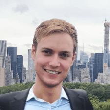 Headshot of Matt Brooks, founder