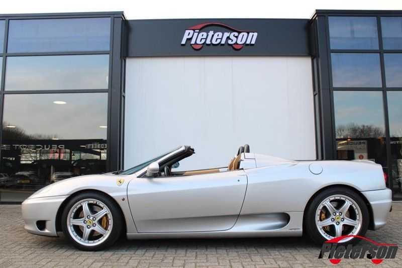 Ferrari 360 3.6 V8 Spider F1 Automaat Leder *Nette staat* afbeelding 2