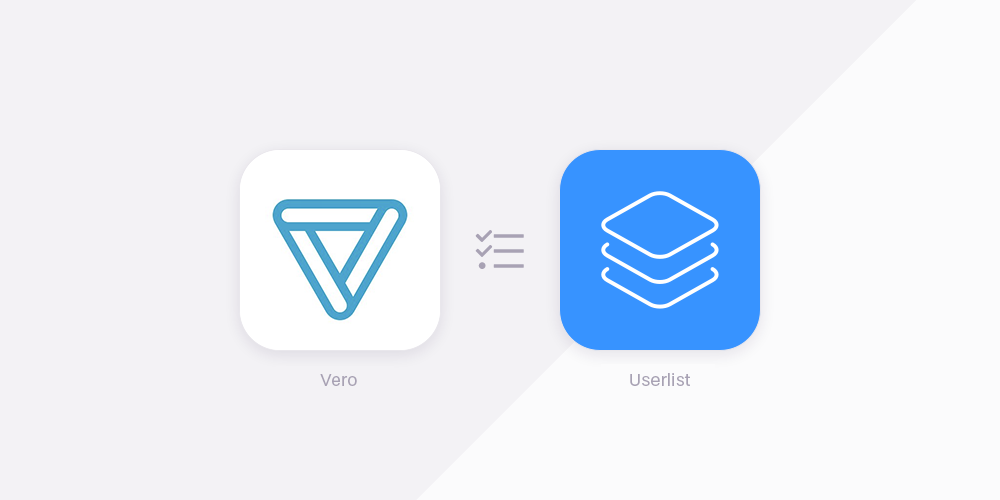 Vero vs Userlist