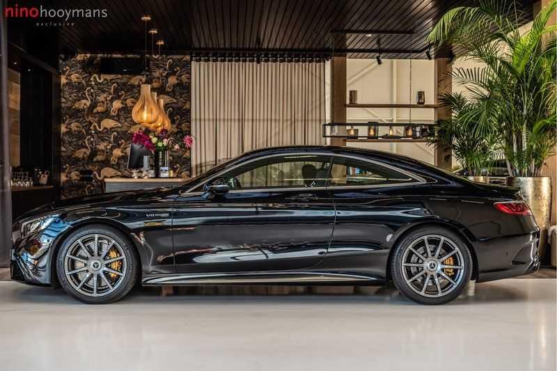 Mercedes-Benz S-Klasse Coupé 63 AMG 4MATIC+ Premium Plus afbeelding 6