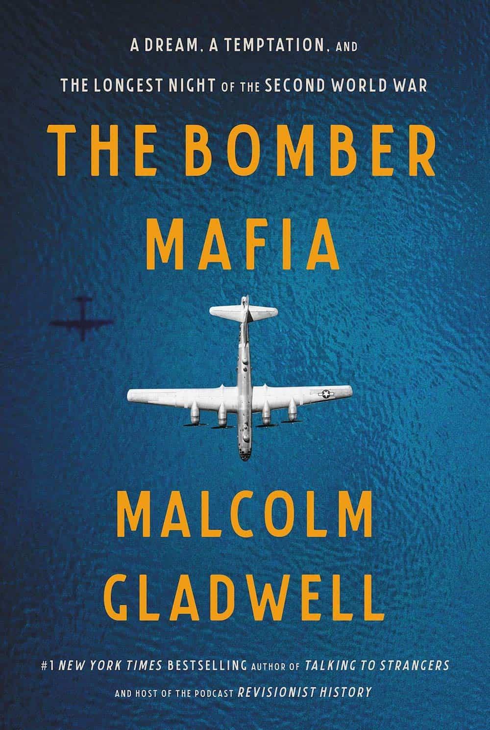 The cover of The Bomber Mafia