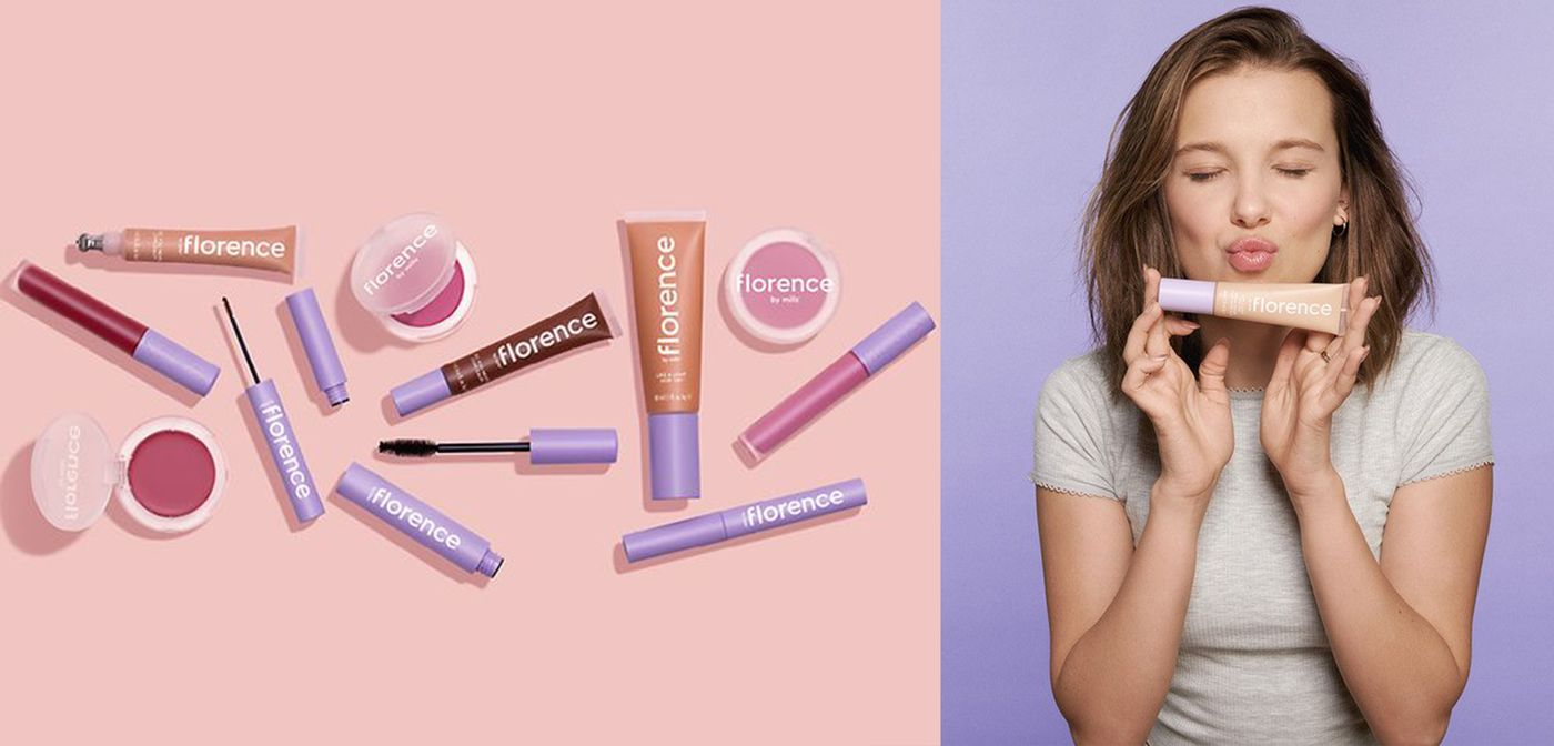 Millie Bobby Brown Make-Up and Skincare Collection