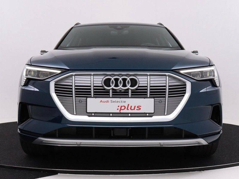 Audi e-tron 55 Quattro Incl. BTW | +/- €130 netto bijtelling| Camerabeeld spiegels | Adapt. Cruise | NAVI | Head-Up Display | 21 Inch | Matrix LED | 360 Camera | B&O | DAB | Keyless-Entry | Pano-Dak | afbeelding 10