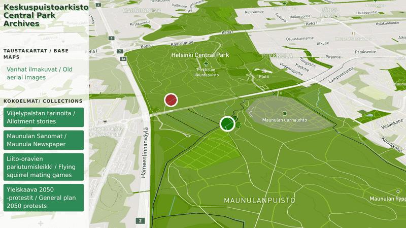 Central Park Archives