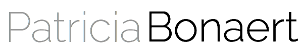 patricia bonaert logo