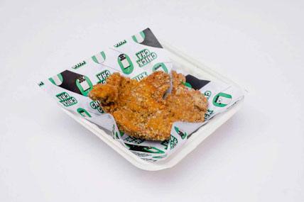 ChickCha - Chicken - Taiwanese chicken schnitzel