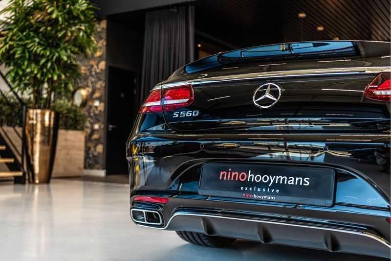 Mercedes-Benz S-Klasse Cabrio 560 | Swarovski | Burmester | 360 graden | Distronic | afbeelding 20