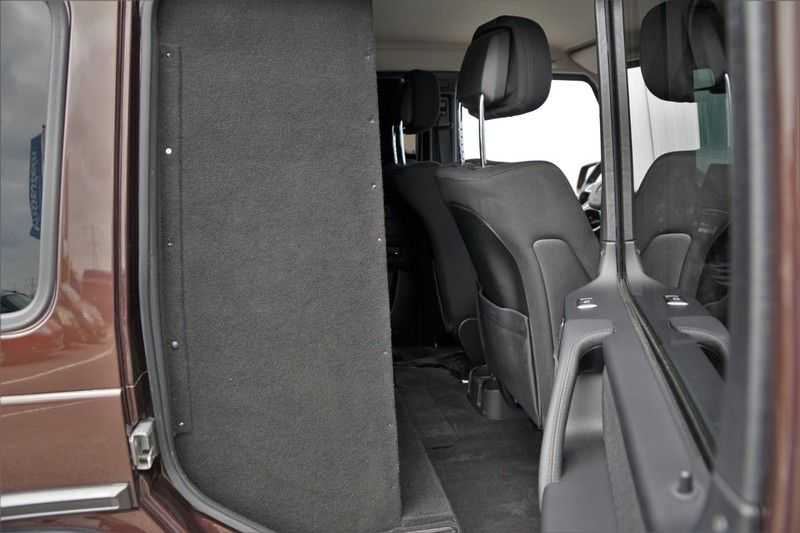 Mercedes-Benz G-Klasse 350 D / Grijs kenteken / Ex. BTW / NL-Auto / 68dkm NAP / Camera / Trekhaak / Climate / Cruise afbeelding 22